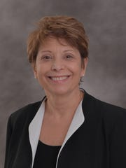 Dorothy Escribano, interim president, vice president for academic affairs and provost at The College of New Rochelle.