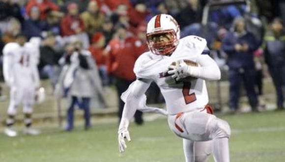 La Salle RB Jarell White added an offer scholarship