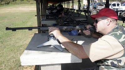 The Bodcau WMA shooting range will temporarily close for improvements.