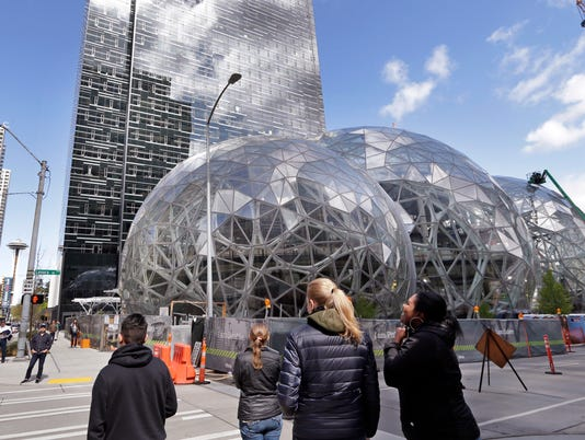 AP AMAZON CAMPUS A USA WA