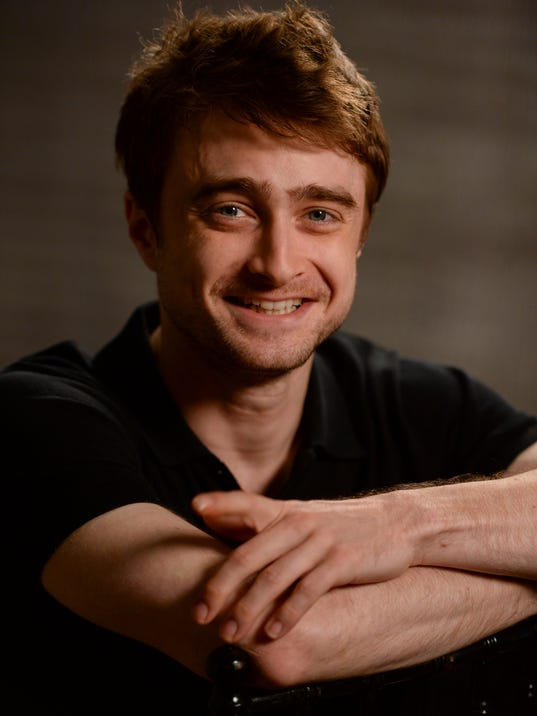 Daniel Radcliffe disappears into 'Now You See Me' role Daniel Radcliffe