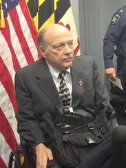 Maryland State's Attorney Joseph I. Cassilly.