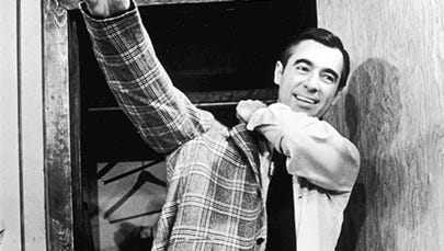 Fred Rogers America S Favorite Neighbor Celebrated 50 Years Later