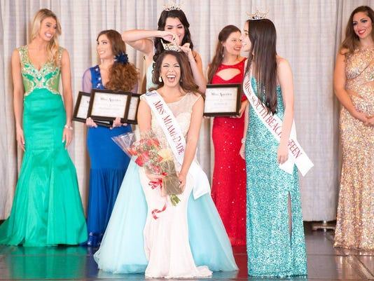 Crystal Ruiz pageant
