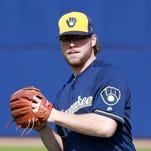 Camp report: Several Brewers pitching prospects over injury hump