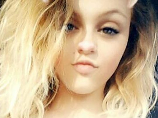 Neaveh Sturgeon, 13, was reported missing to police Monday.