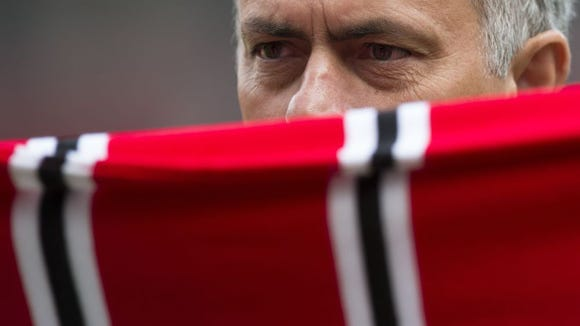 Jose Mourinho has one game to prove Manchester United's season isn't an abject failure