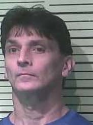 Eric Herald was booked in the Campbell County jail