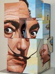 Lois Duffy's multi-dimensional portrait of Surrealist