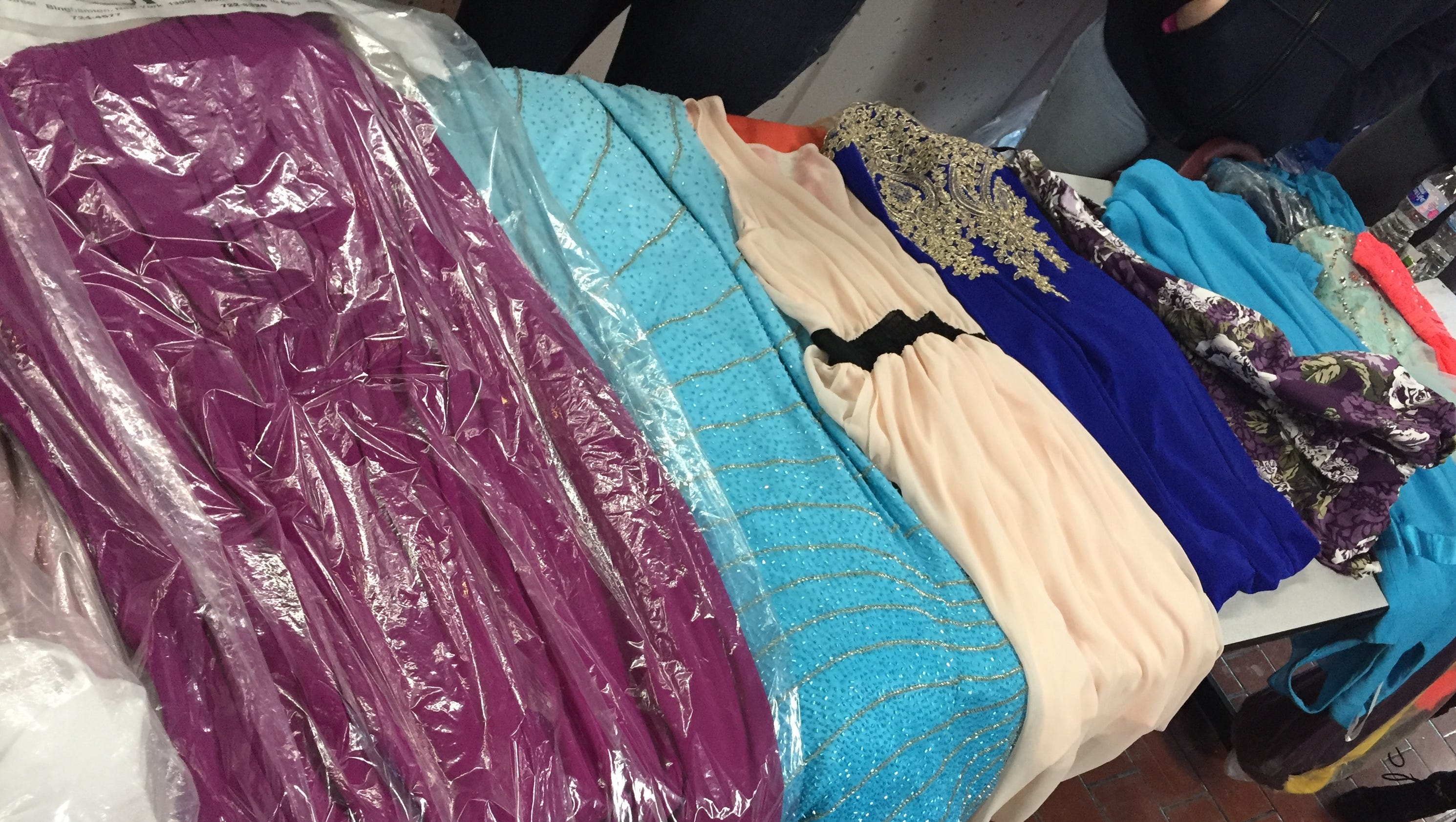 These girls want your old prom dresses