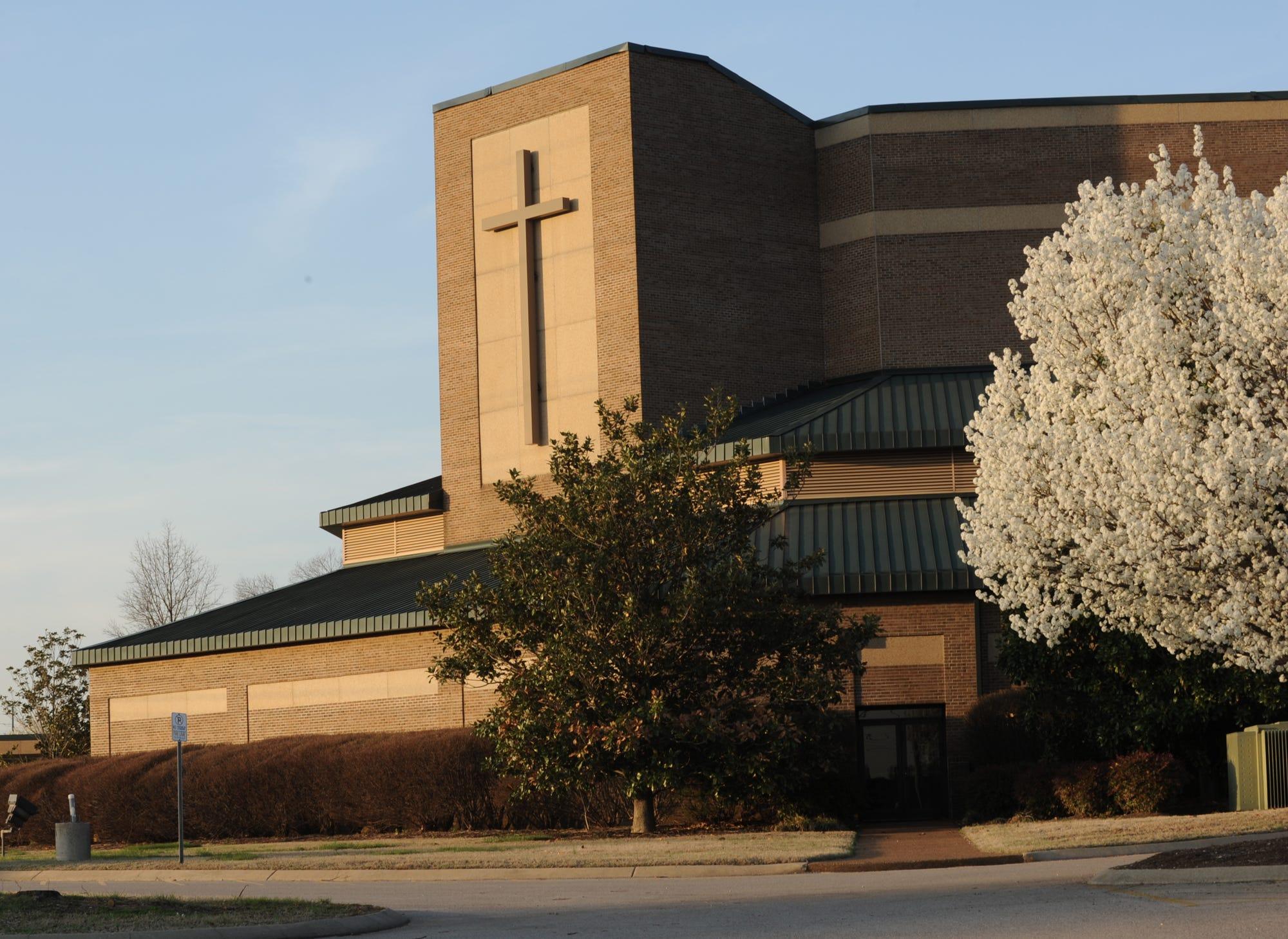 catholic diocese of nashville