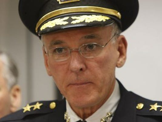Former Ramapo Police Chief Peter Brower