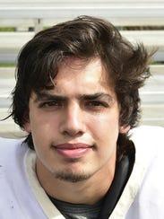 Noah Chavez, Shippensburg football