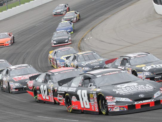 JUSTDRIVE.com 125: NASCAR K&N Pro Series East will