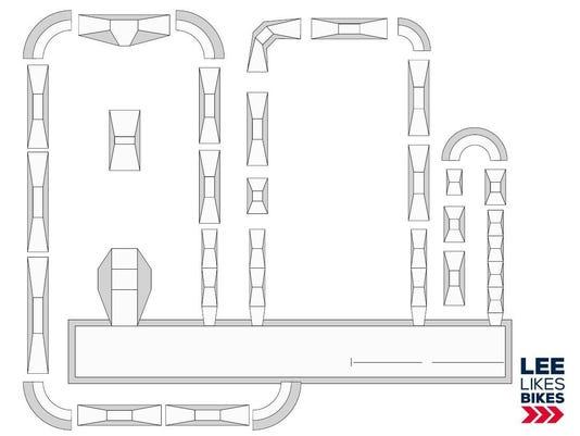 REN0928 LC bmx track