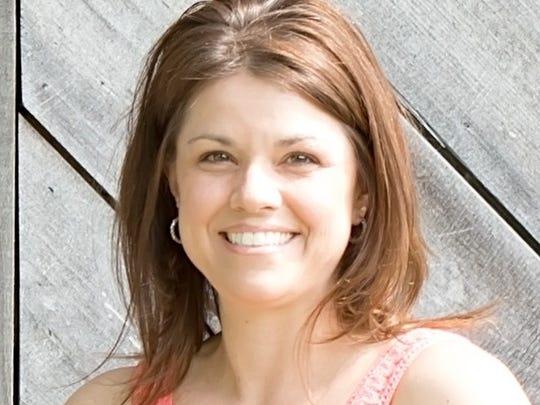 CASA of Robertson County executive director Stephanie Mullins.