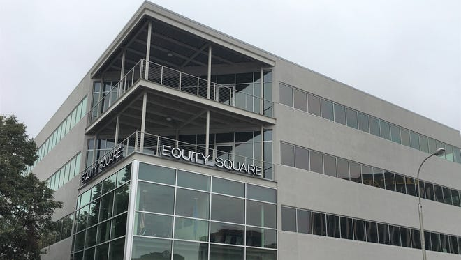 Equity Square in downtown Sioux Falls.