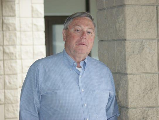 Sandusky County Commissioner candidate Russ Zimmerman.