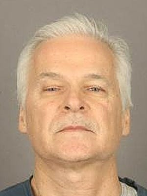 Daniel Brodzinski, 58, was arrested Wednesday, March 23, 2016, for tampering with evidence in the heroin-related death of 34-year-old Melissa Autobee.