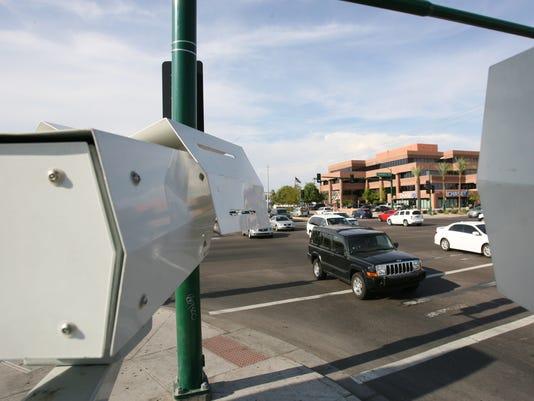 Phoenix traffic camera