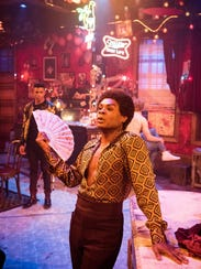 Willie (Nathan Lee Graham) has more than a few great