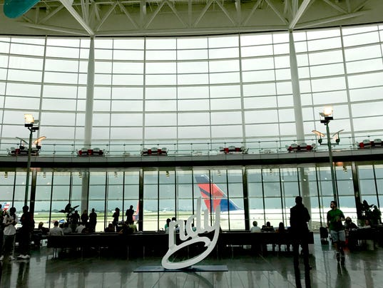 IndyStar stock airport stock travel stock indianapolis airport