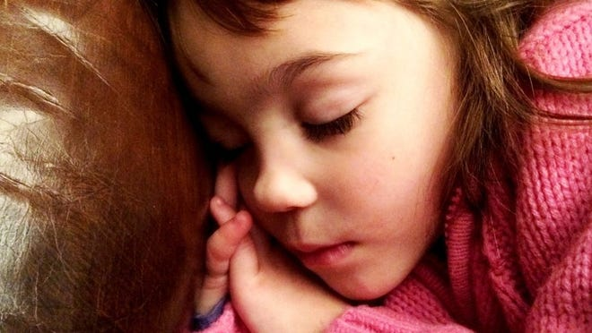 It is important for children to develop healthy sleep habits