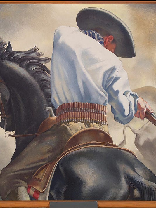 """The Left-Handed Buffalo Hunter"""