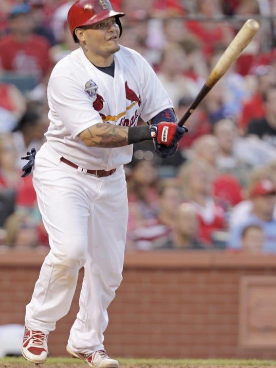 Marlins Cardinals Baseball