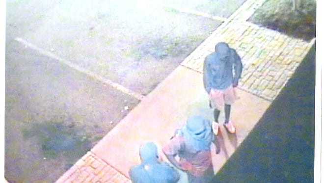CPD is asking help identifying these three suspects in a Sunday morning burglary.