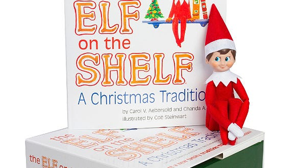 Gannett Central Wisconsin Media is asking readers to share their best Elf on the Shelf photos to be included in an online photo gallery.