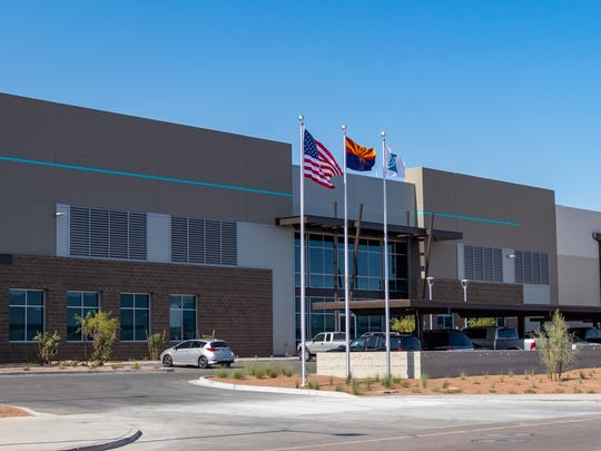 Ball Metal Beverage Container Corp. built an 500,000-square-foot