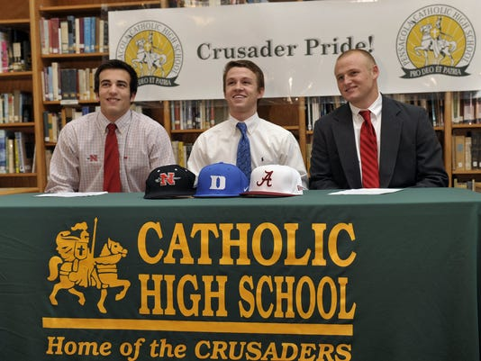 CHS signings 2