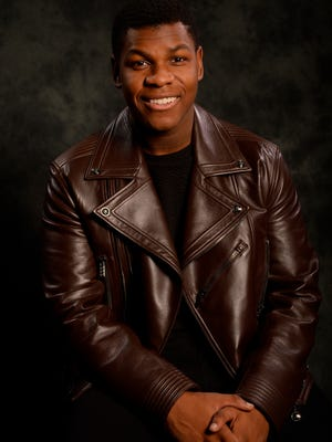 John Boyega is ready for his big break in 'Star Wars: The Force Awakens.'