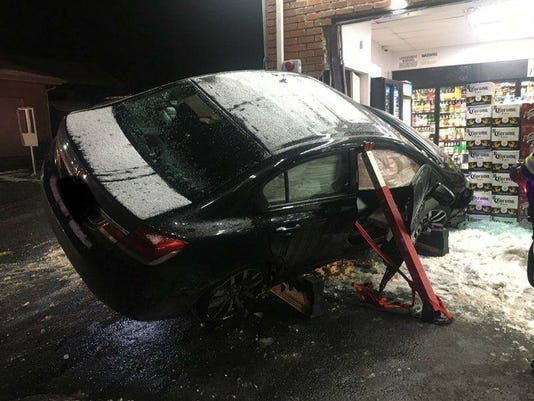 Thornwood car crash