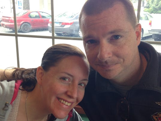 Kevin and Sarah Meadowcroft