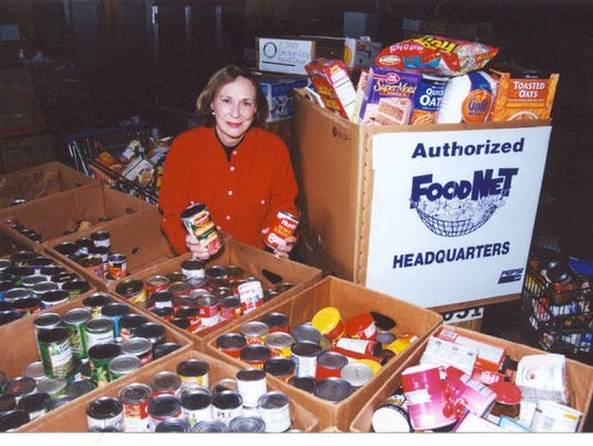 Marcelle Citron, founder of FoodNet dies at age 91.
