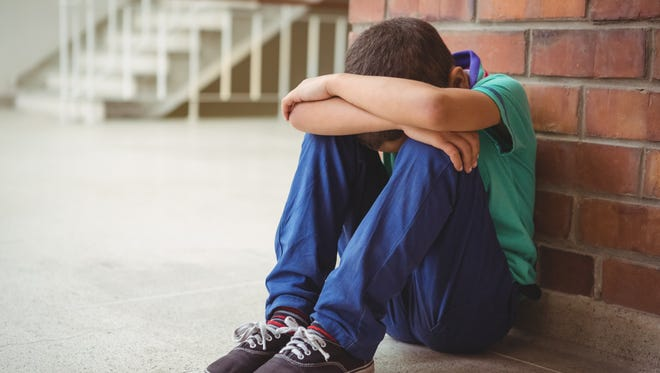 Programs for single-parent families might help a child grieving after a breakup.