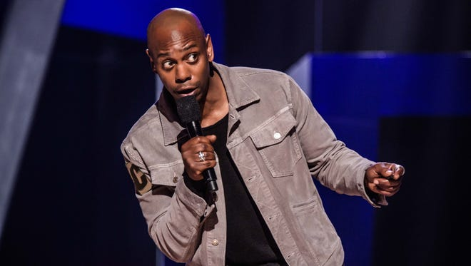 "Comedian Dave Chappelle filmed at the Warner Theater in Washington, D.C. for his Netflix standup special ""Dave Chappelle: Equanimity,"" one of two specials hitting the streaming service Dec. 31.  In addition to ""Dave Chappelle: Equanimity,"" Netflix will premiere a second stand-up special, ""Dave Chappelle: The Bird Revelation"" on the same night. ""The Bird Revelation"" was filmed in November 2017 at The Comedy Store in Los Angeles."