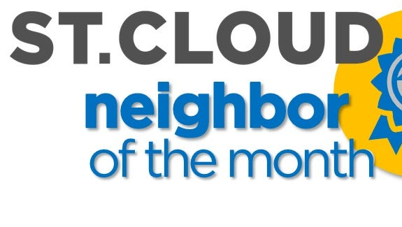 St. Cloud Mayor Dave Kleis and a committee announce a Neighbor of the Month the first Monday of each month.