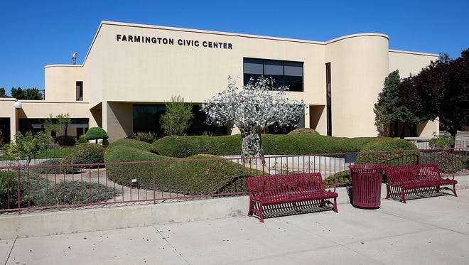 City Council members met Tuesday to discuss the renovation and expansion of the Farmington Civic Center.