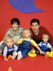 A 1996 publicity still from 'Everyone Loves Raymond'