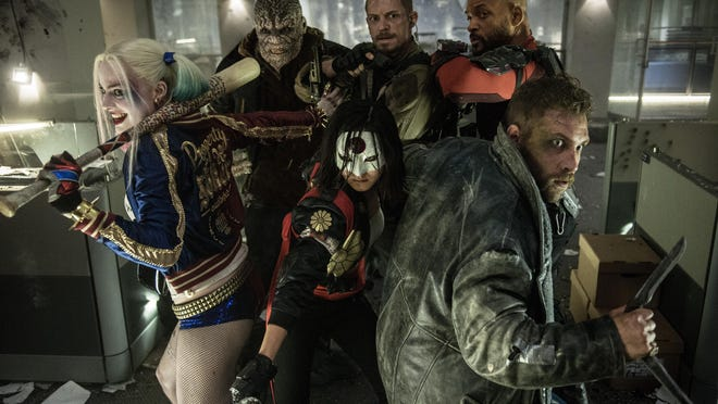 """""""The Suicide Squad"""" opens Friday."""