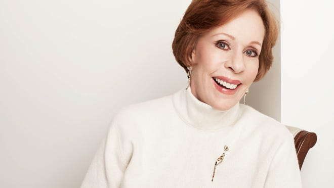 You could see Carol Burnett for free April 17.