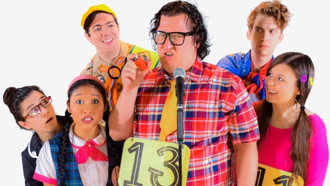 """Florida Rep's """"The 25th Annual Putnam County Spelling Bee"""