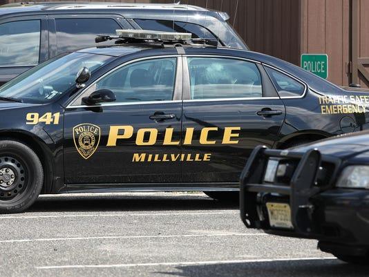Millville Police carousel 04