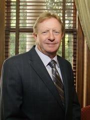 Commissioner Larry Kiker