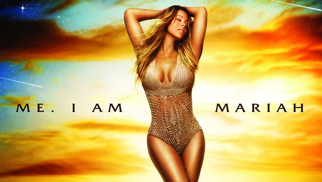 "Mariah Carey's new album, ""Me. I Am Mariah ... The Elusive Chanteuse,"" is out May 27."