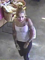A man was shot in the parking lot of a Phoenix Food City. Silent witness is searching for this woman who is believed to have been part of the shooting.