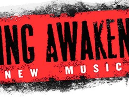 """""""Spring Awakening"""" logo"""